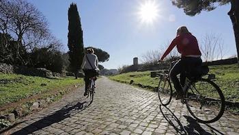 Ancient Appian Way Bicycle Tour