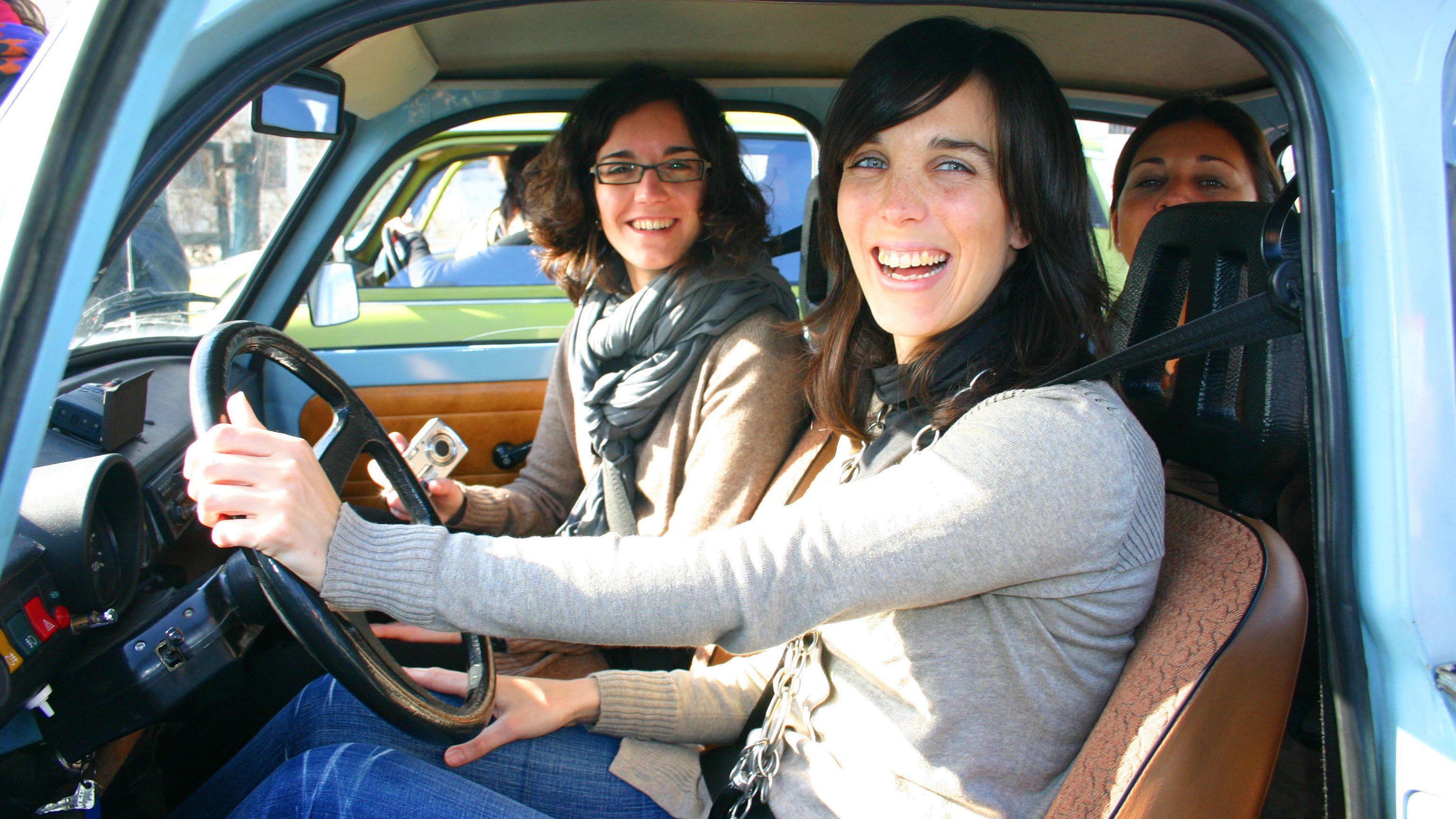 Visite de Berlin XXL en Trabi sans chauffeur
