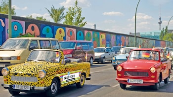 Berlin Compact Self-Drive Trabi Tour