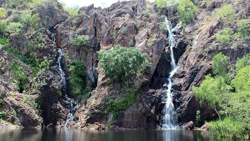 Wangi Falls at Litchfield National Park in Australia