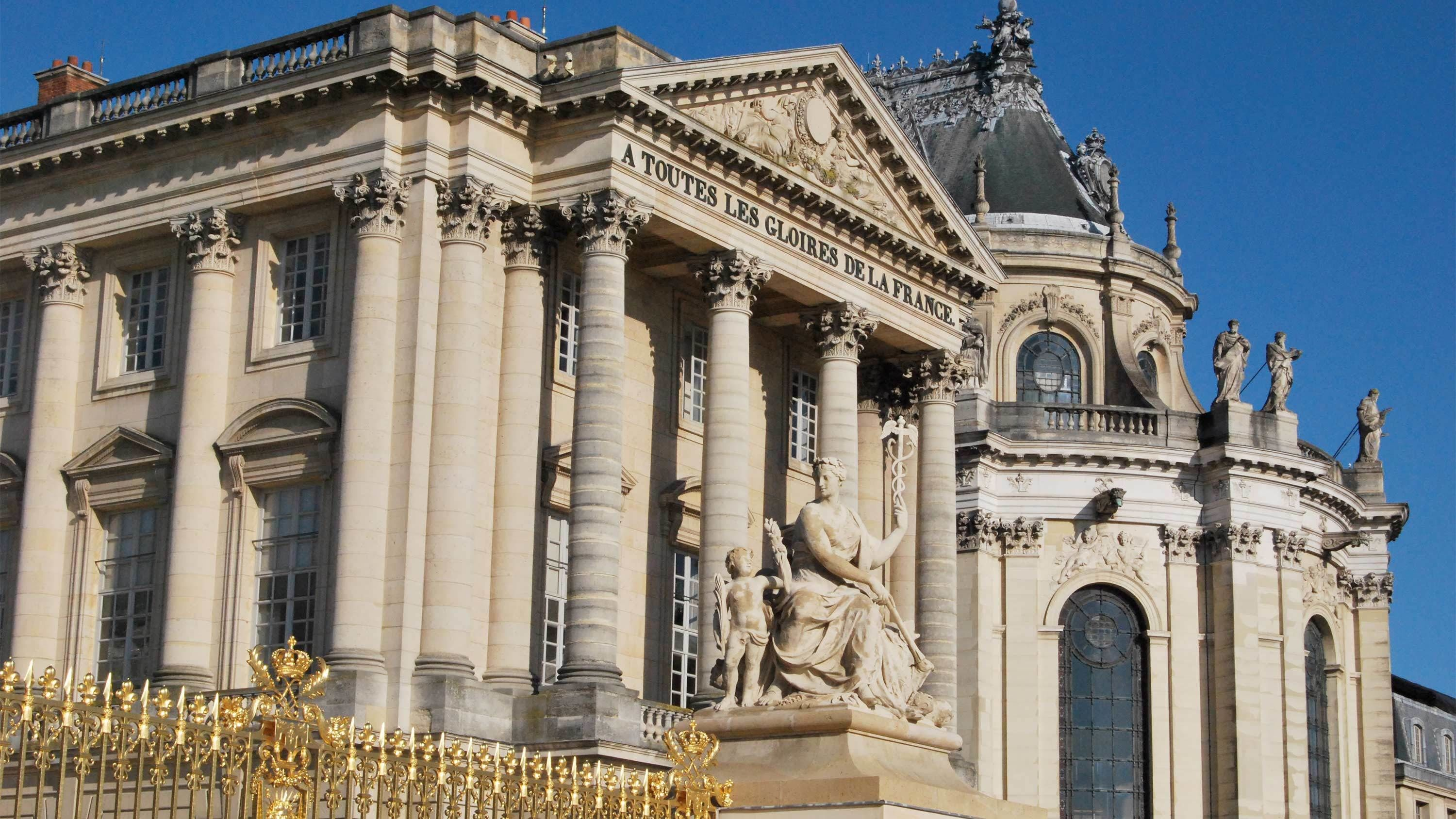 Skip the Line: Small-Group Guided Tour of Versailles Palace from Paris