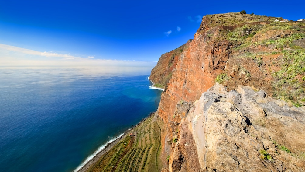 Coast of Madeira Island