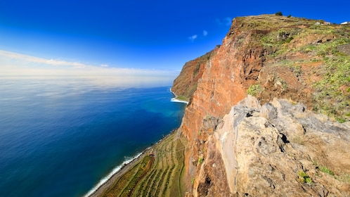 Coast of Madeira Island