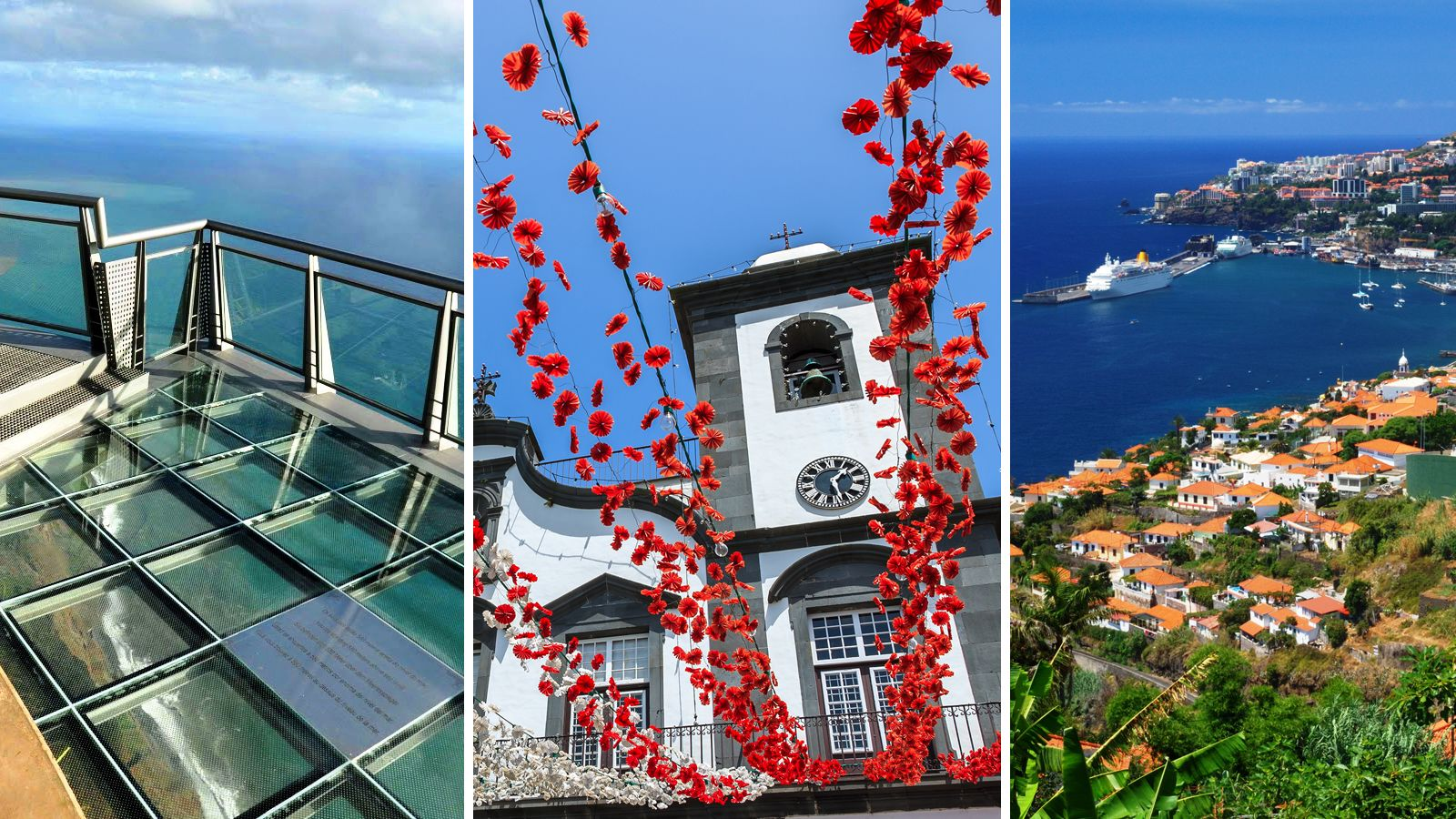 Hop-on hop-off -kiertoajelu Funchalissa sekä vierailu Câmara de Lobosissa j...