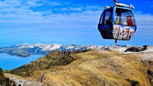 Gondola over New Zealand
