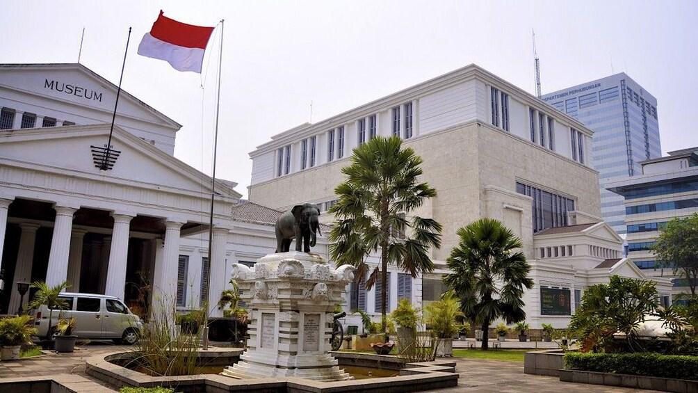 Tampilkan item 2 dari 8. National Museum of Indonesia in Jakarta