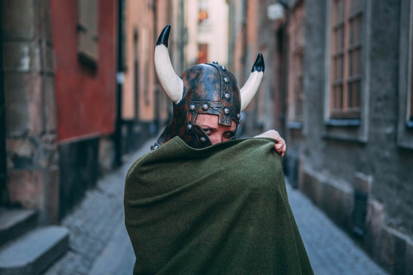 Show item 3 of 9. Vulgar Viking Venture Private Walking Tour