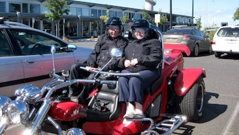 Geelong & Queenscliff Trike Motorcycle Tour for 2