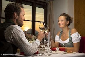 Mozartkonsert och middag på slottet Hohensalzburg