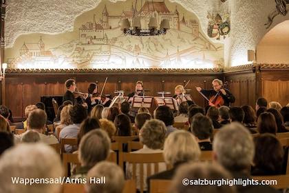 Best of Mozart Concert at Fortress Hohensalzburg