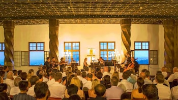 Concierto con lo mejor de Mozart en la Fortaleza de Hohensalzburg
