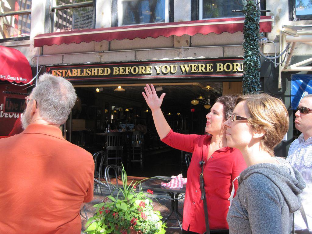 Visite du North End de Boston guidée par un expert