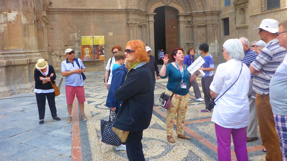 Show item 3 of 5. Tour in the Murcia Cathedral