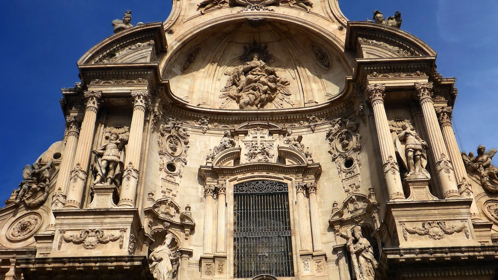 Show item 2 of 5. Murcia Cathedral