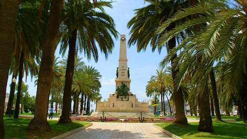Landmark in Cartagena