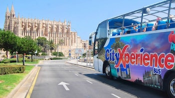 Guided Palma Open-Air Bus & Walking Tour