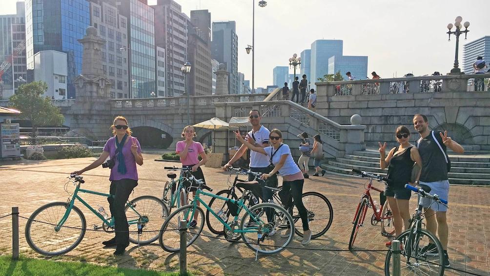 正在顯示第 2 張相片,共 5 張。 Sunny day on the Cycling Tour of Osaka