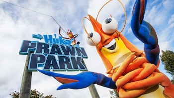 Admission to Huka Prawn Park