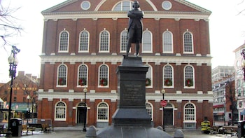 Downtown Freedom Trail History & Architecture Walking Tour