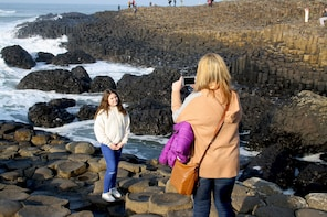 Premium Giant's Causeway Guided Tour (Includes Admissions)