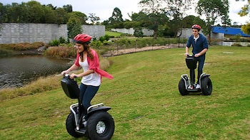Mount Penang Parklands Segway Adventure