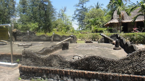 Remains of the village of My Lai