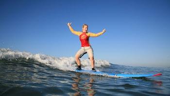 Kihei Beginner Surf Lesson