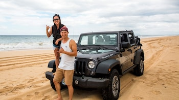Kauai Jeep Tour with Waimea Canyon, Spouting Horn & Waipoo Falls