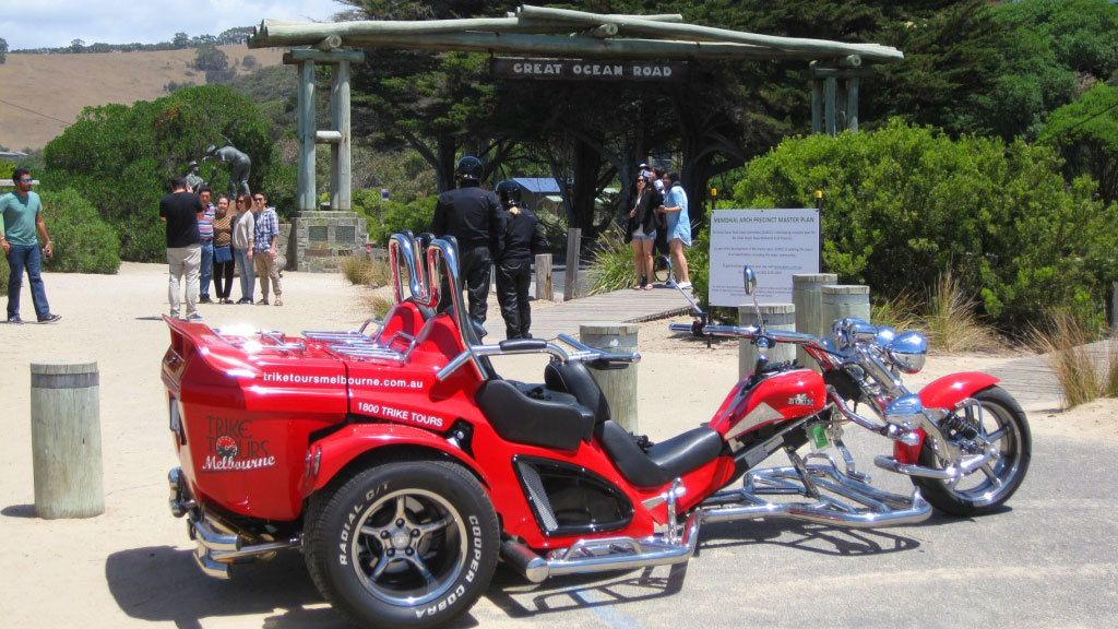 Trike Tour on the Great Ocean Road