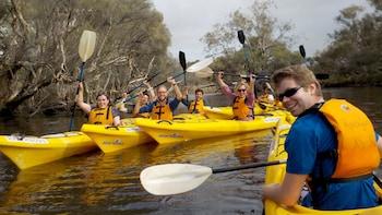 Canning River Half-Day Kayak Tour