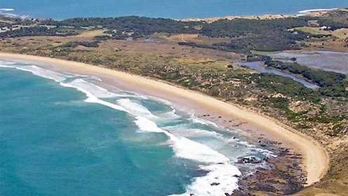 Phillip Island Helicopters tour in Australia