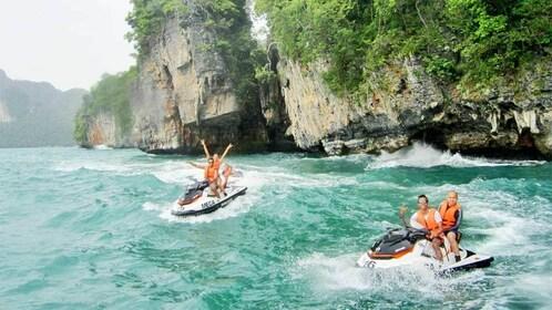 Dayang Bunting Jet Ski Island Tour in Langkawi