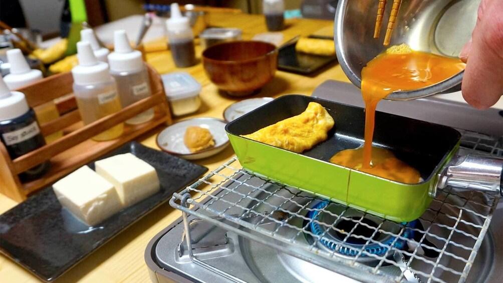 แสดงภาพที่ 2 จาก 5 View of the Home Cooking Class in Osaka
