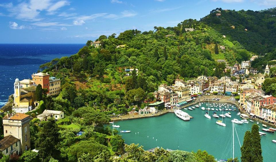 Show item 3 of 8. Genoa Walking Tour & Cruise to Portofino from Genoa