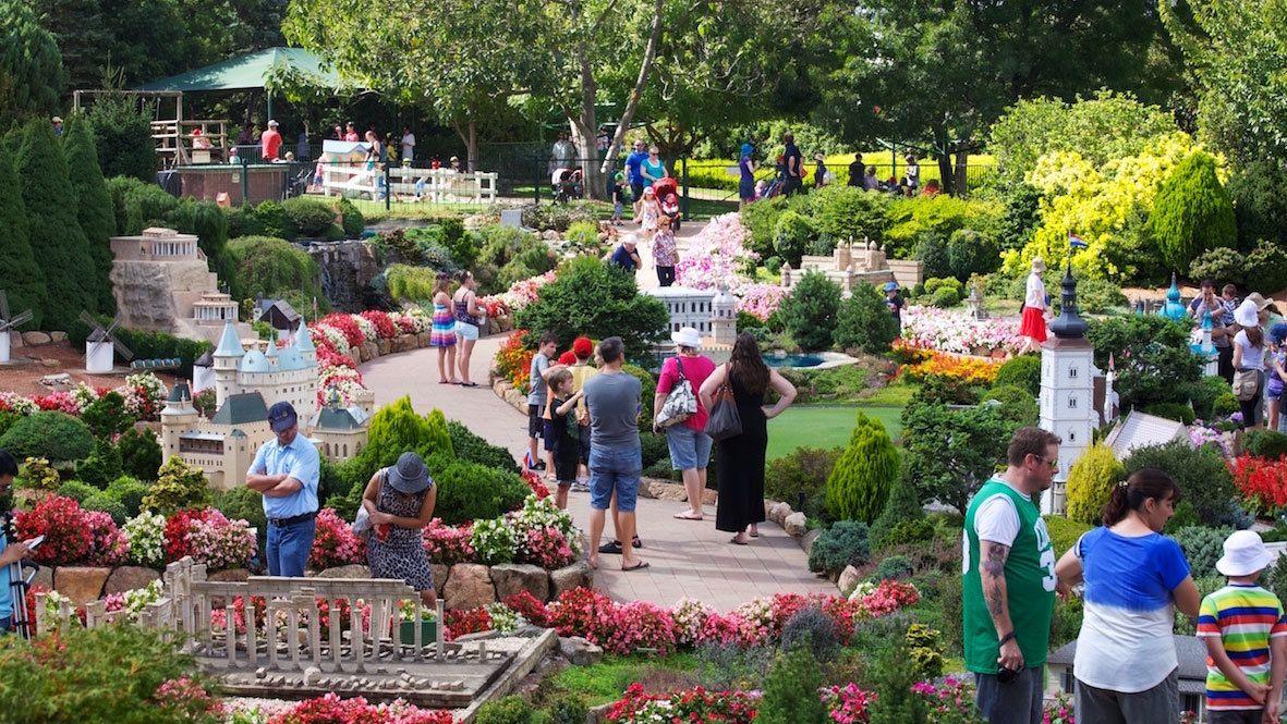 Cockington Green Gardens Tickets