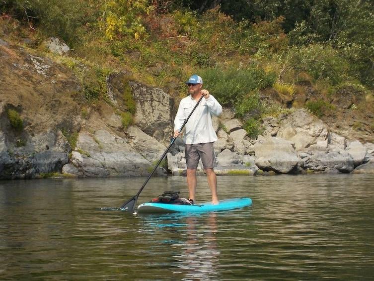 Show item 2 of 6. Chetco River Wildlife Viewing Kayak or SUP Tour