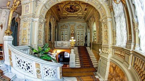 Interior of St Petersburg Palace