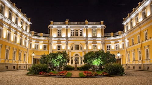 Exterior of St Petersburg Palace