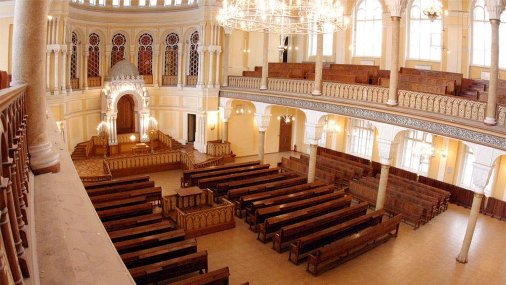 Jüdische Tour mit großer Choral-Synagoge und Ethnographischem Museum Russla...