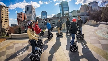 Canal Walk & City Landmarks Segway Tour