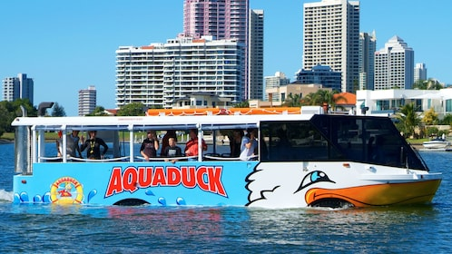 Aquaduck safari tour
