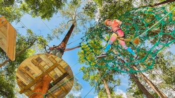 Admission to TreeTops Central Coast Adventure Park
