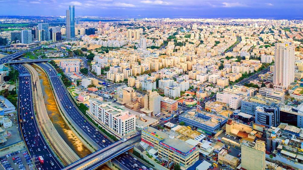 Foto 3 von 5 laden Aerial view of Tel Aviv