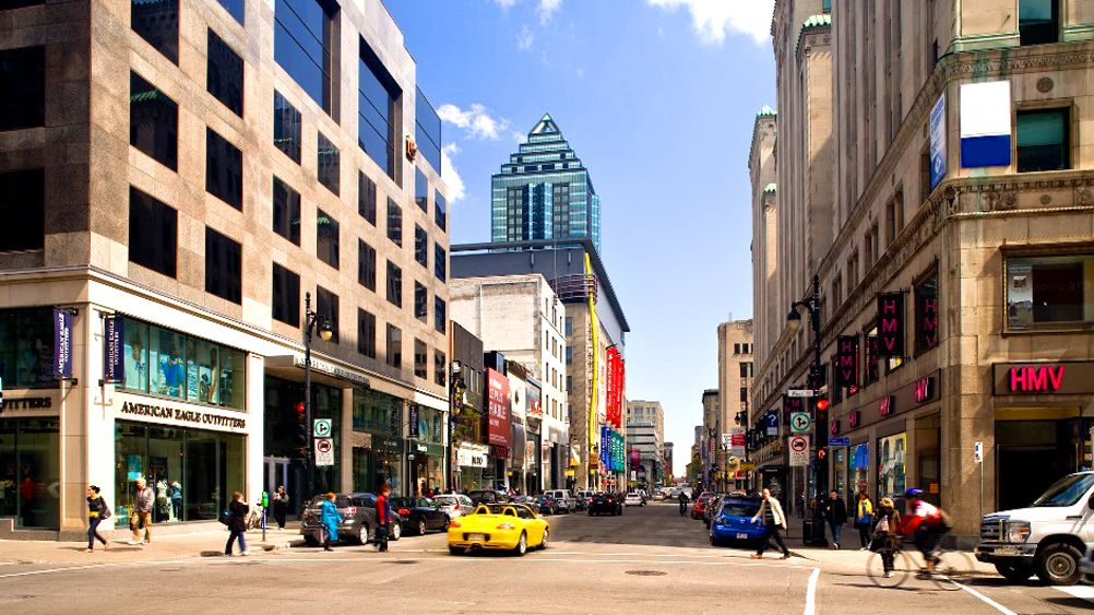 Private Downtown Montreal & Underground City Walking Tour