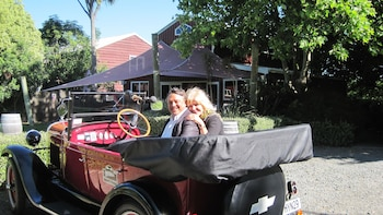 Full-Day Private Vintage Car Tour