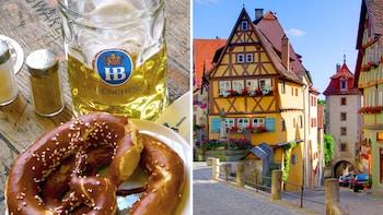 Munich & Rothenburg Day Trip