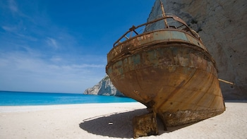 Shipwreck Beach & Coastal Highlights Half day Cruise
