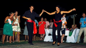 Greek Night with Dinner & Traditional Dancing
