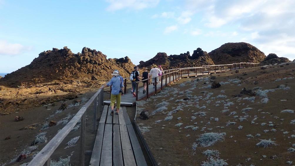 Show item 3 of 5. Galapagos Land Tour