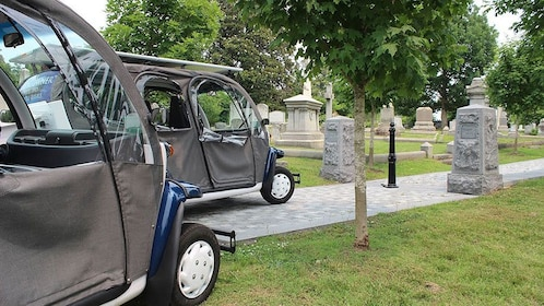 GEM cars in Hollywood cemetery in Richmond